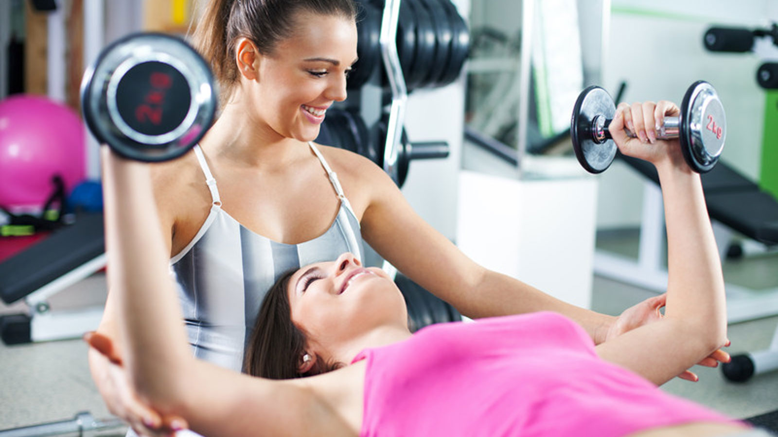 dating your female personal trainer Male personal trainer and your gf (how to, men, cheated, jealous) the gym i used to belong to had 5 personal trainers--4 males and 1 female.