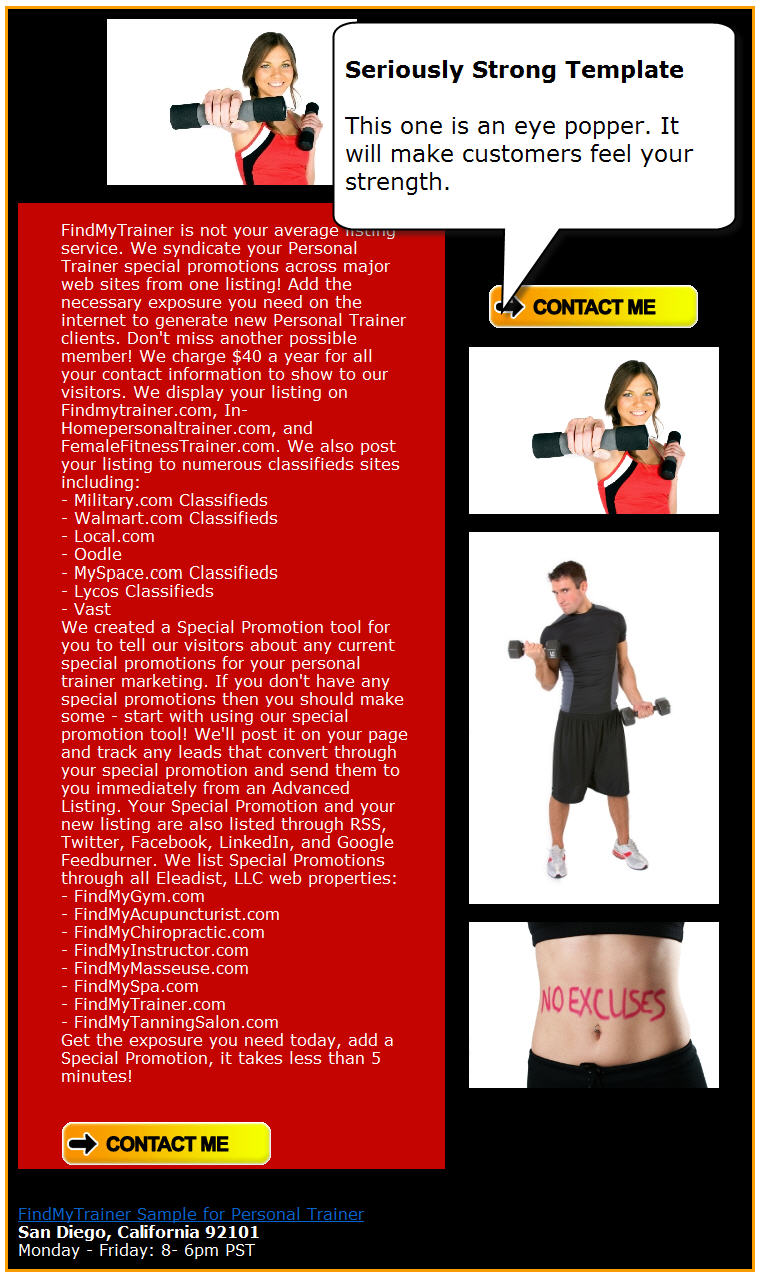 New-Features---Craigslist-Posting-Tool---Fitness-Coupon-Placement ...