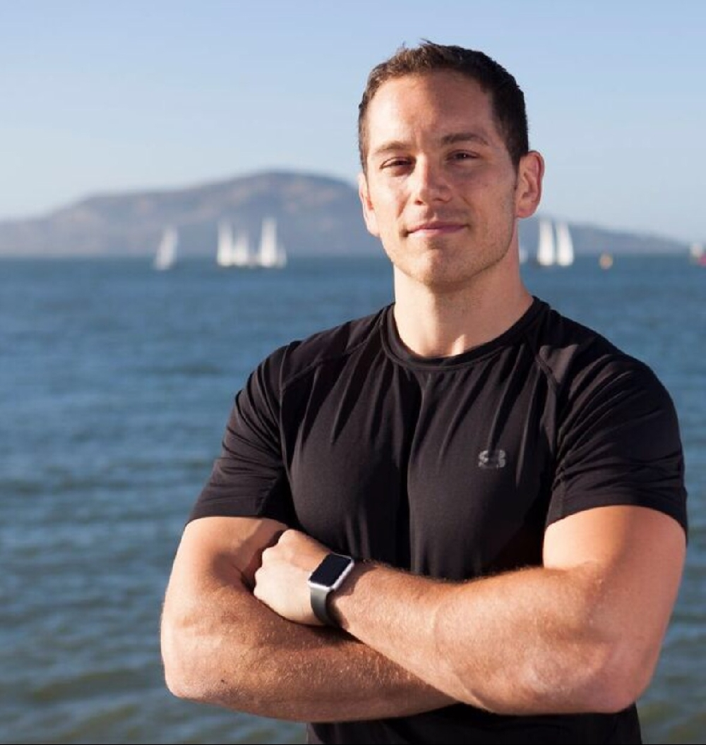 John Ferraro With Fastpacept Com San francisco Personal Trainer