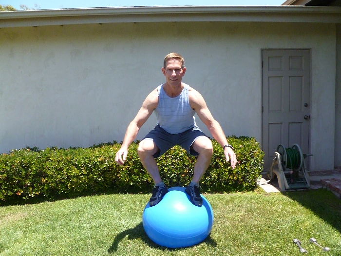 Vosberg Fitness Manhattan beach Personal Trainer