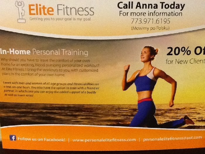 Personal Elite Fitness Arlington heights Personal Trainer