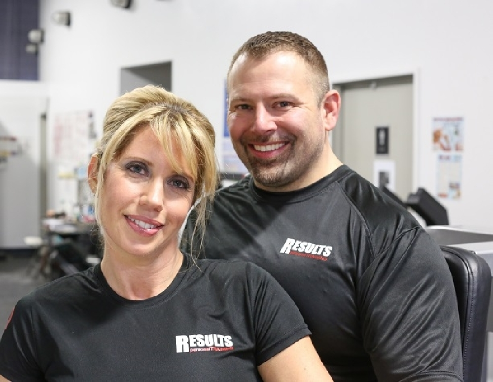Results Personal Training Cleveland Personal Trainer